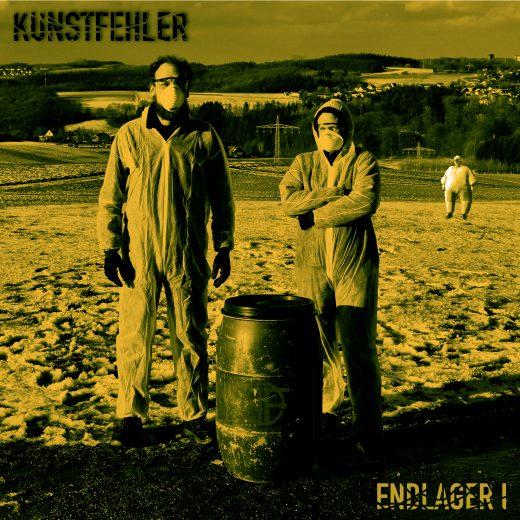 Endlager I-Cover-Kunstfehler-neues Album-neue Musik-B-Seiten-Remixe-Musikalbum