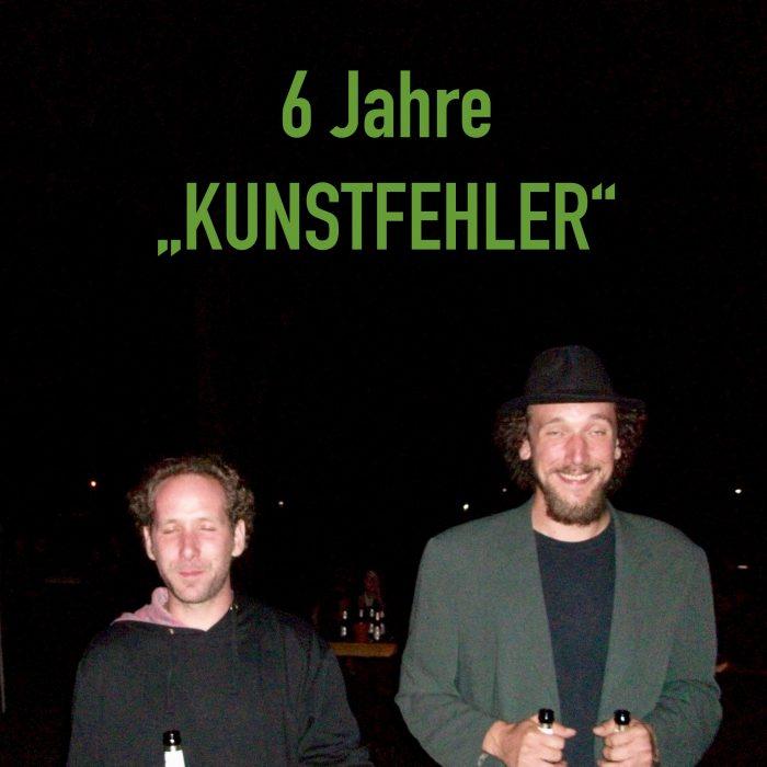 """6 Jahre """"Kunstfehler"""""""